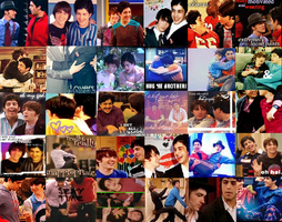 Drake and Josh Lovers Collage by KukiSanban14