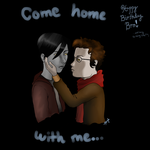 Come Home With Me by Haayls
