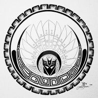 Native Decepticon by msilvestre