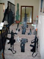 Airsoft Arsenal by PrinzEugn