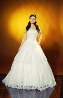 bride wedding dress stock 9 by Luria-XXII