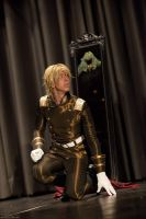 D'Eon de Beaumont Cosplay by Berry-Cosplay
