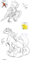Pokefusion Stuff by SilverRacoon