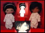 Camui Gakuen Plushie by andy9