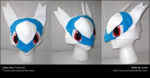 Latios hat by Neon-Juma