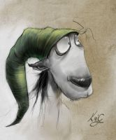 Sheepish by MacGwyver