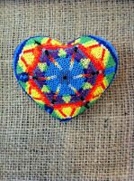Huichol Art (seed beads) by pacogarabo