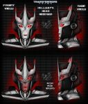 TFP Hellway Headshot by Lady-ElitaOne