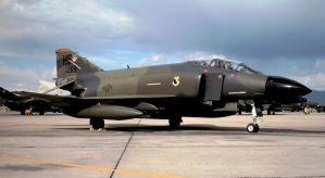 307 TFTS F-4D at 'Longrifle' by F16CrewChief