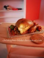 Miniature Turkey by TheMiniatureBazaar