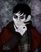 Barnabus Collins by tonksiford