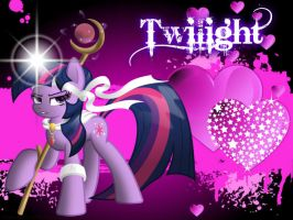 Warrior Twilight Hearts by slo-momo