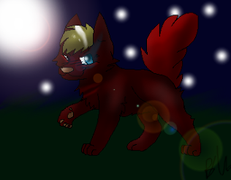 WAFF1E by gone-from-deviantart