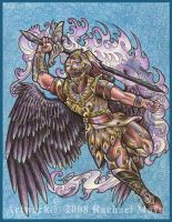 Tremorworks: Archangel color by rachaelm5
