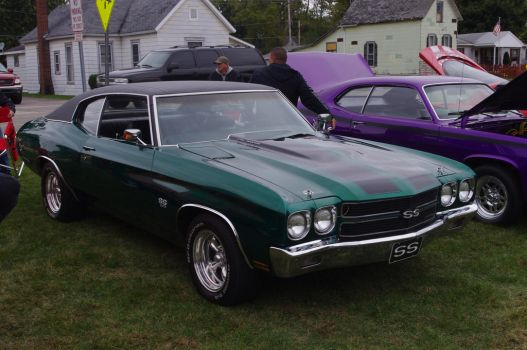 1970 Chevelle SS by Shadow55419