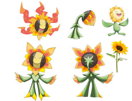 Sunflora Improved by turb0s0ic333