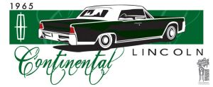 1965 Lincoln Continental by InsanityShack