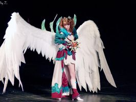 Aion cosplay by Zaira555