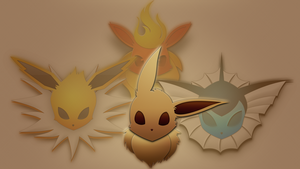 Original Eeveelutions by Shawnyall
