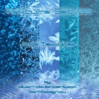 Texture Set 08 'Ice' by silver-