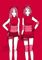 Naruto the Last Movie Sakura by CemeteryDeath