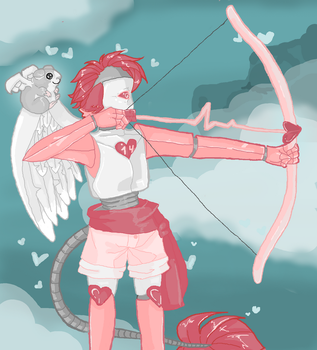 14, The Cupid by 14Yoshipig