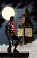 Union Jack on the Hunt by statman71