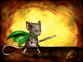 Mouse Guard by anteateradvance