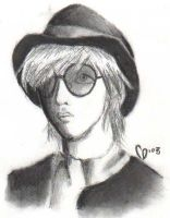 Some dude from The Cars by amai-chan