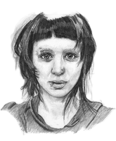 Lisbeth Salander by OhJayzuz