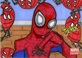 Marvel Now - Superior Spider-Man by 10th-letter