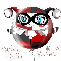 HARLEY BALLOON by skylord1015