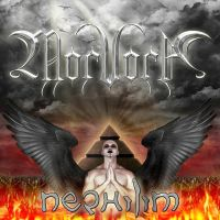 The Nephilim Single Cover by ajb3art