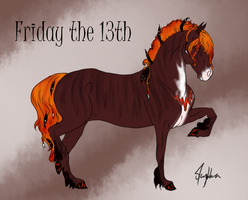 Friday the 13th by Meykka