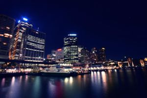 Sydney Circular Quay by Thrill-Seeker