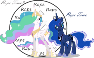 Rape Time by Hourglass-Vectors