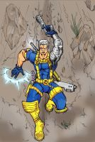 Cable by Mace2006