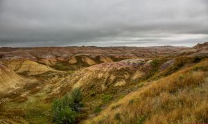 Pink Hills by zootnik