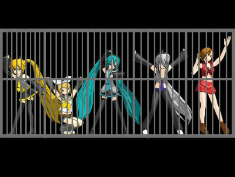 Cell Block Tango by oswald-luver