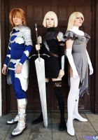 Timeskip Galatea Cosplay - Claymore by Kapalaka