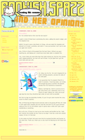 Blog Layout by MusicHeals