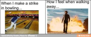 bowling. how it feels ^_^ by salvi41