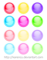 Candy Orbs by karencu