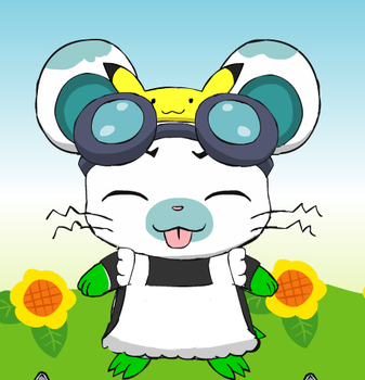 THERE IS A HAMTARO OC MAKER by Poison--Ivyy