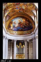 Versailles architecture by MScAL