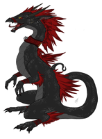 Premade Dragon by White-Sight