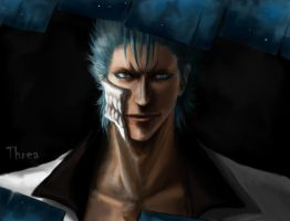 Grimmjow by Threa