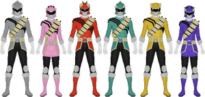 Requested: Konchuu Sentai Rantoator by Taiko554