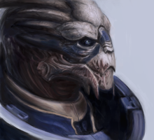 Garrus Vakarian by ShadowNight805