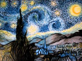 Starry Night by Giappi76